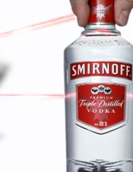 SMIRNOFF BOND