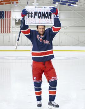 """Verizon / NHL """"#FOMOH"""""""